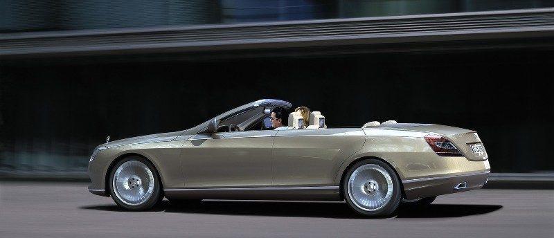 2007 Mercedes-Benz Ocean Drive Concept35