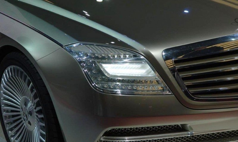 2007 Mercedes-Benz Ocean Drive Concept38