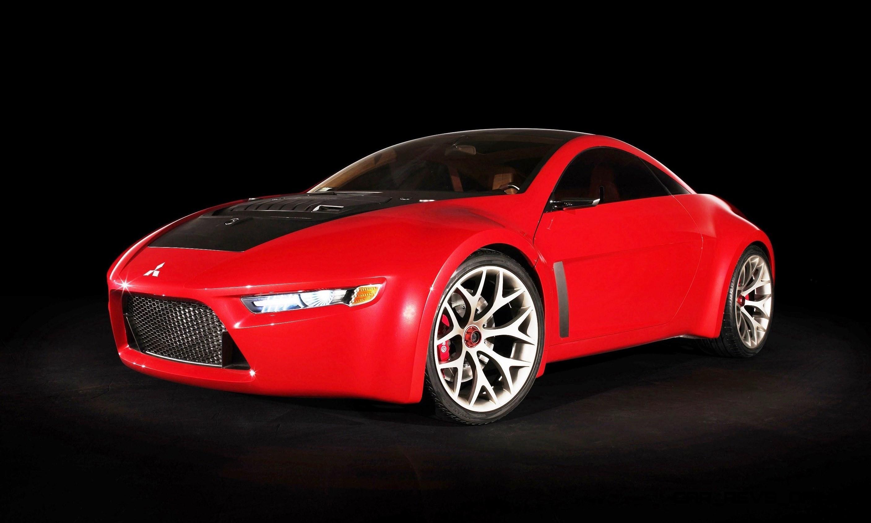 2008 Mitsubishi Concept RA Previewed a 5th-Gen Eclipse GSR ... | 2814 x 1689 jpeg 237kB