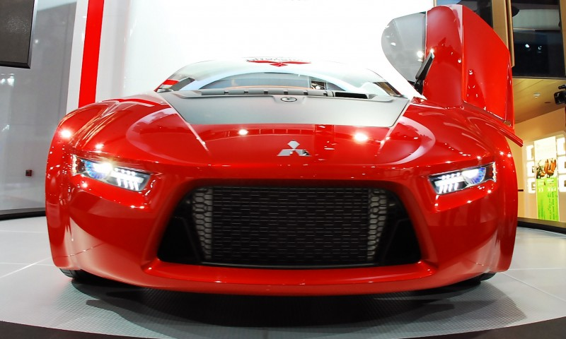 2008 Mitsubishi Concept RA Previewed a 5th-Gen Eclipse GSR with Evo AWD and Turbo Tech 4