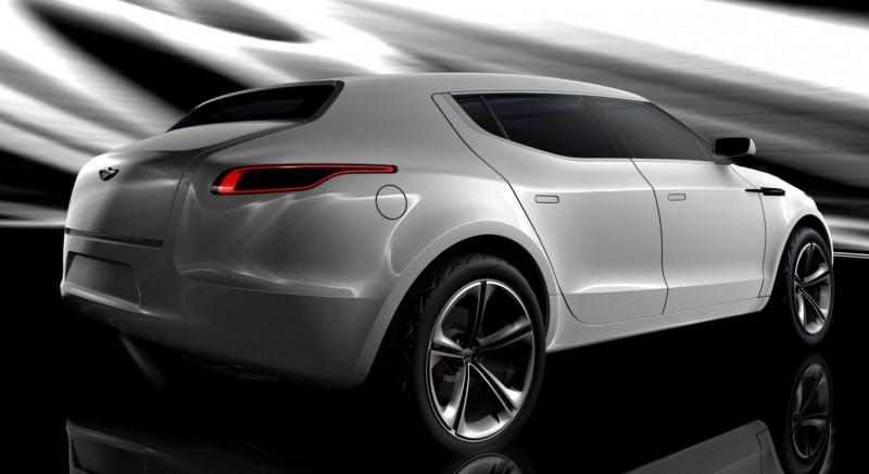 2009 Aston Martin LAGONDA SUV Concept 1