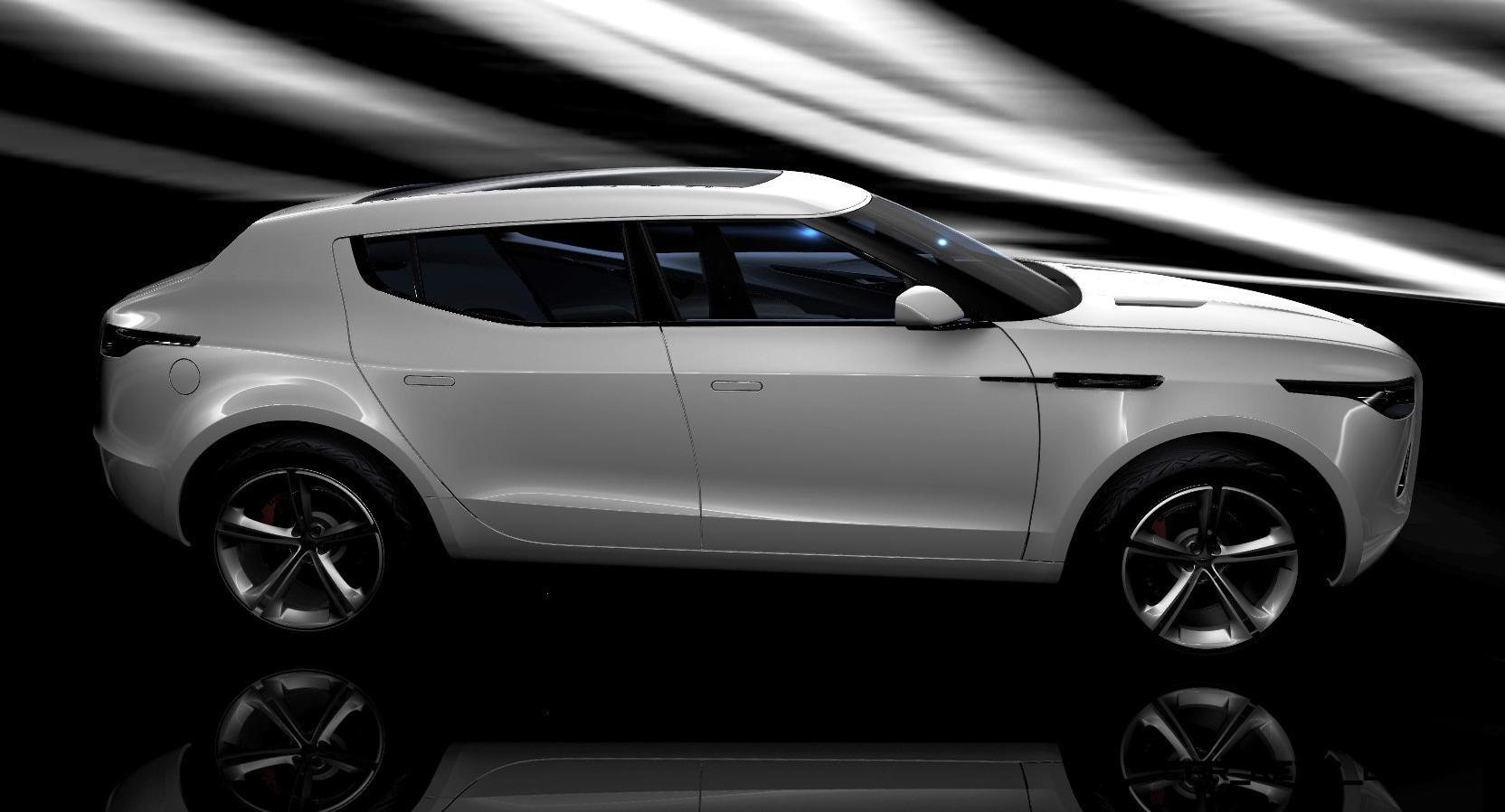 Sell Car For Cash >> Concept Debrief - 2009 Aston Martin LAGONDA SUV Concept