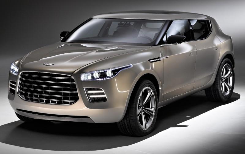 2009 Aston Martin LAGONDA SUV Concept 13