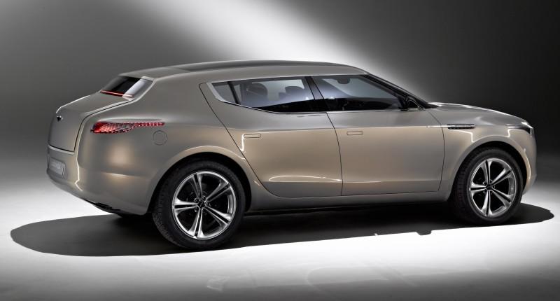 2009 Aston Martin LAGONDA SUV Concept 14
