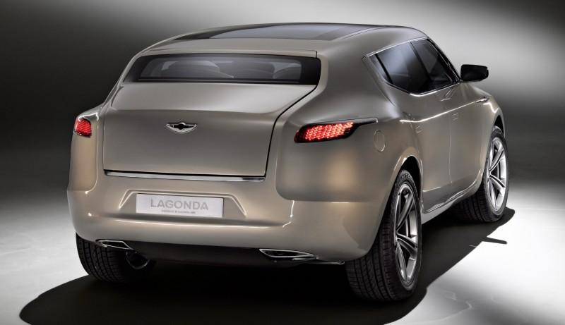 2009 Aston Martin LAGONDA SUV Concept 15