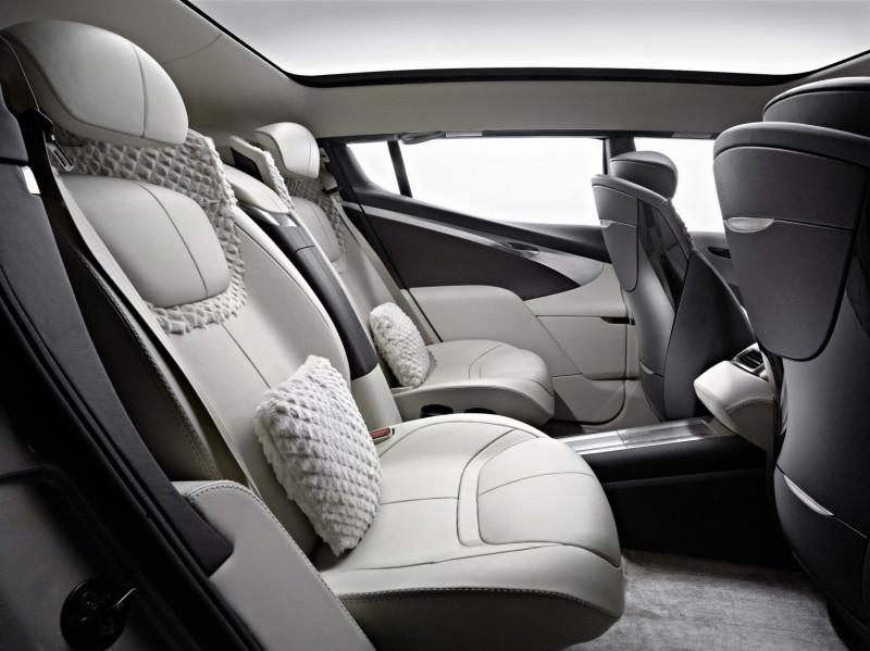 2009 Aston Martin LAGONDA SUV Concept 17