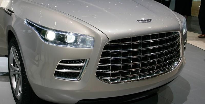 2009 Aston Martin LAGONDA SUV Concept 19
