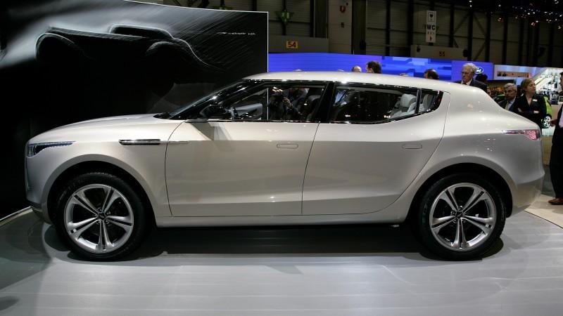 2009 Aston Martin LAGONDA SUV Concept 2