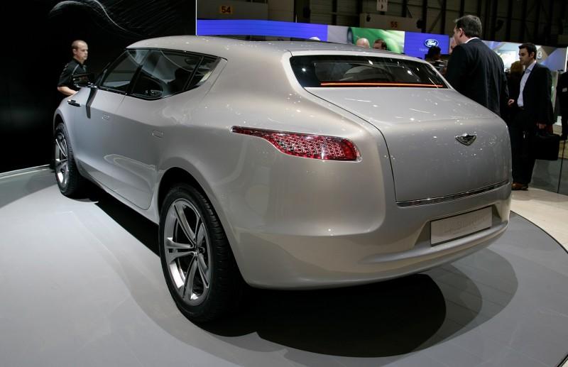 2009 Aston Martin LAGONDA SUV Concept 4