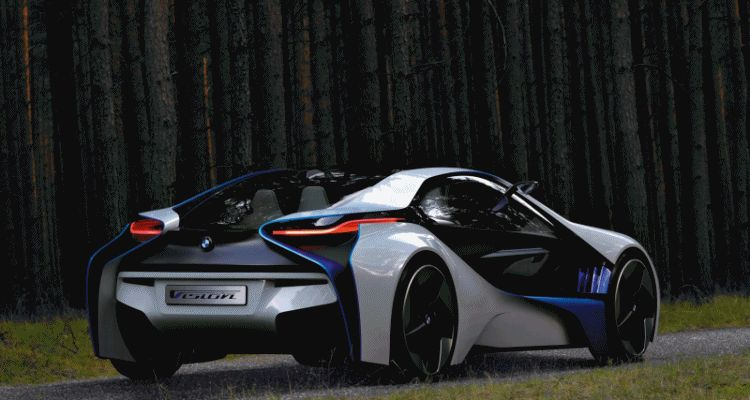 2009 BMW Vision EfficientDynamics 5345e