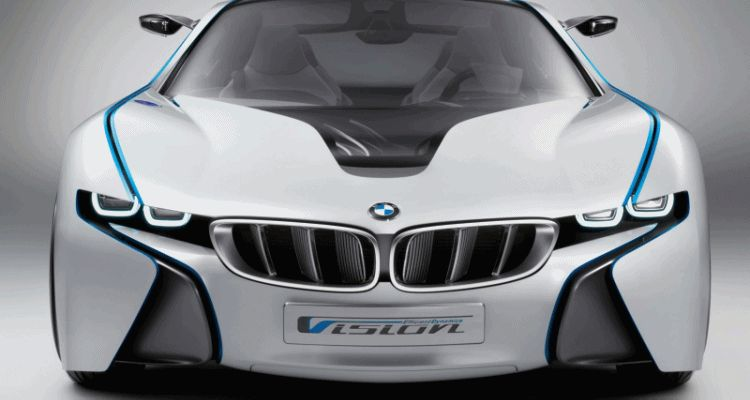2009 BMW Vision EfficientDynamics 6456