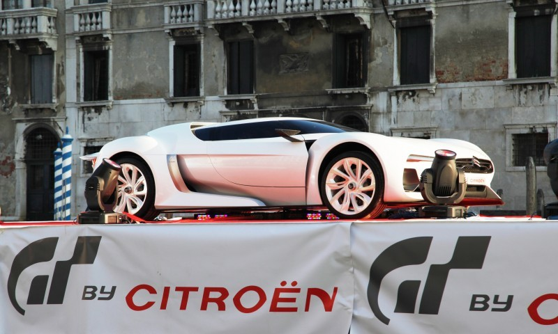 2009 Citroen GTbyCitroen Becomes Working Media and Live Art Installation in Venice 16
