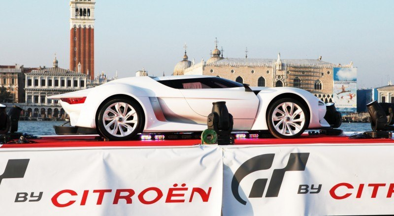 2009 Citroen GTbyCitroen Becomes Working Media and Live Art Installation in Venice 7