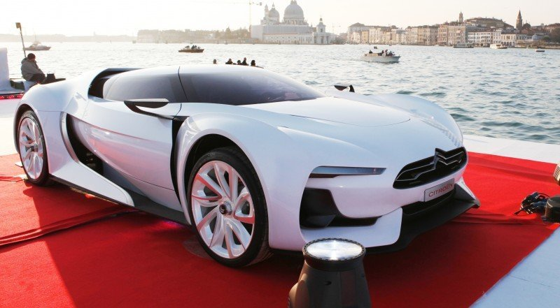 2009 Citroen GTbyCitroen Becomes Working Media and Live Art Installation in Venice 8