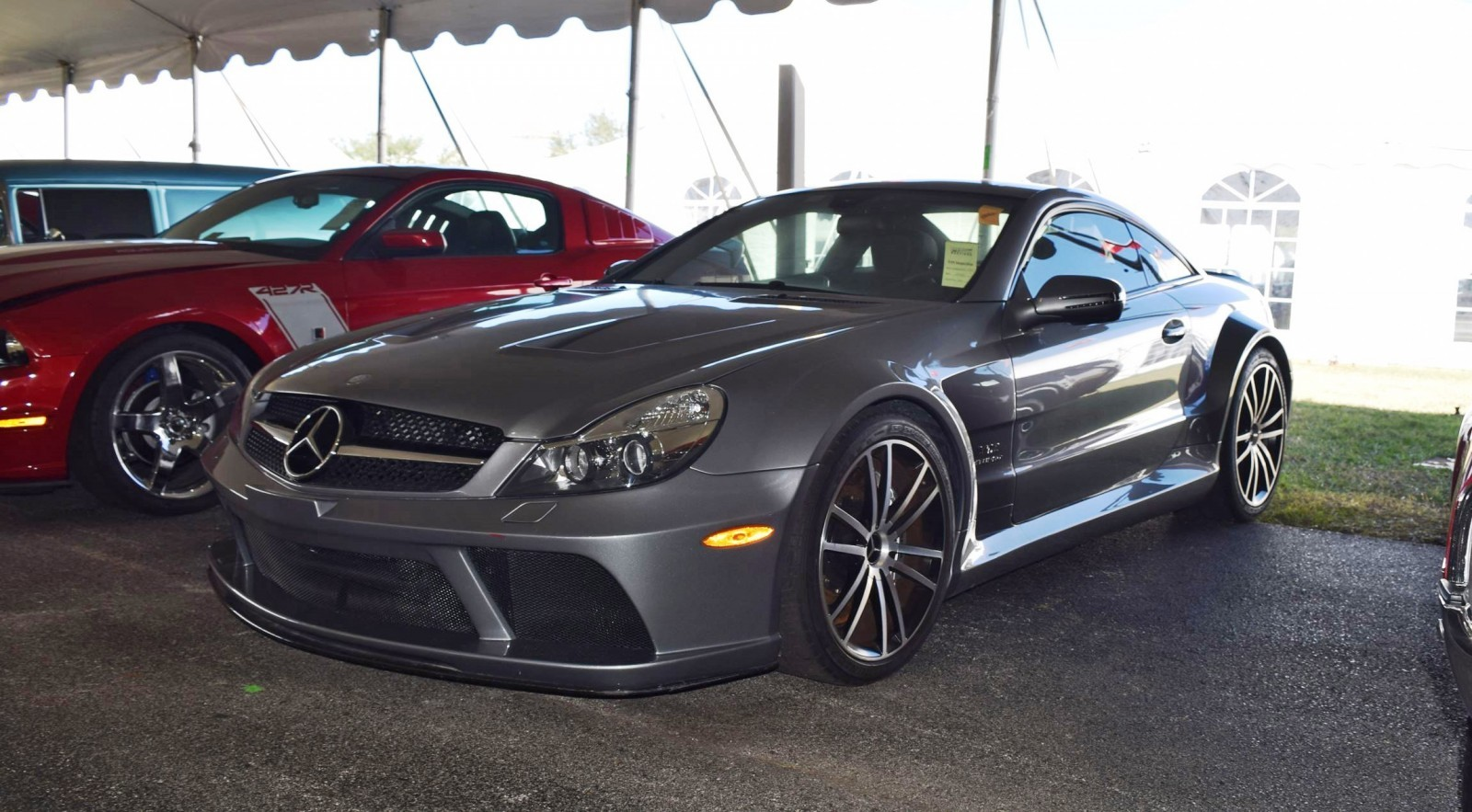 mecum 2016 2009 mercedes benz sl65 amg black series