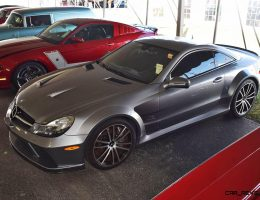 Mecum 2016 – 2009 Mercedes-Benz SL65 AMG Black Series