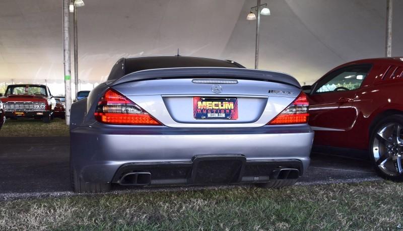 2009 Mercedes-Benz SL65 AMG Black Series 27