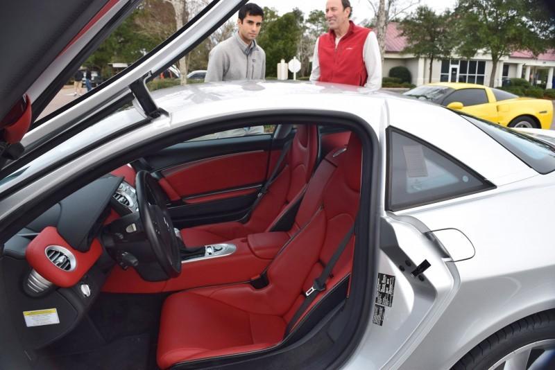2009 Mercedes-McLaren SLR 22