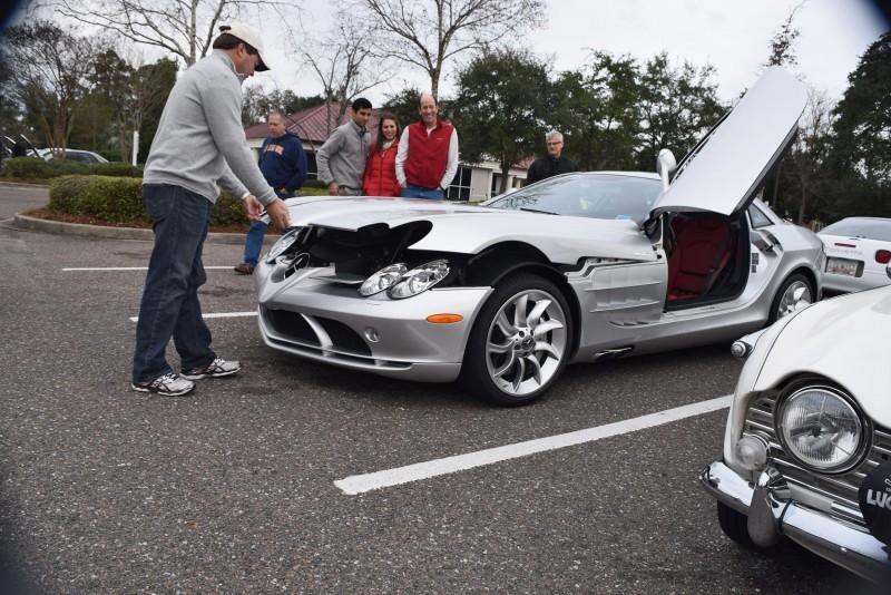 2009 Mercedes-McLaren SLR 25