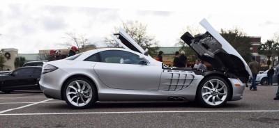2009 Mercedes-McLaren SLR 3