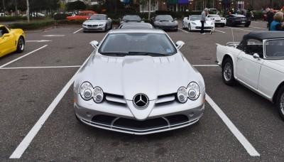 2009 Mercedes-McLaren SLR 41