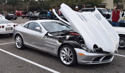 2009 Mercedes-McLaren SLR 7
