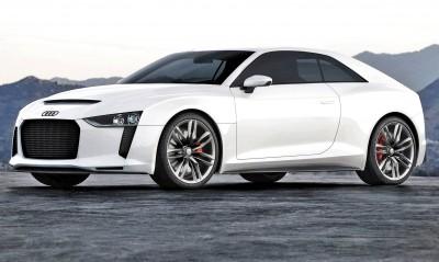 2010 Audi Quattro Concept 16