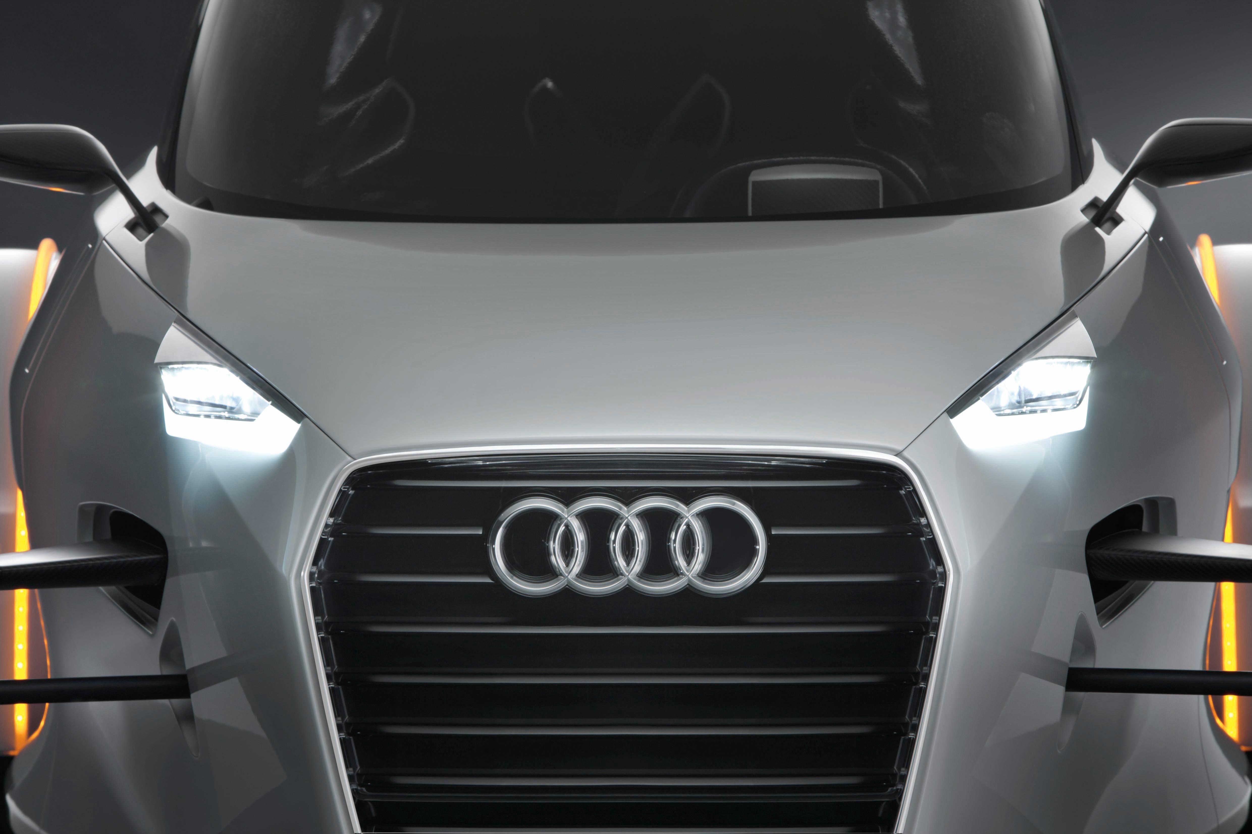 Audi urban concept/Detail