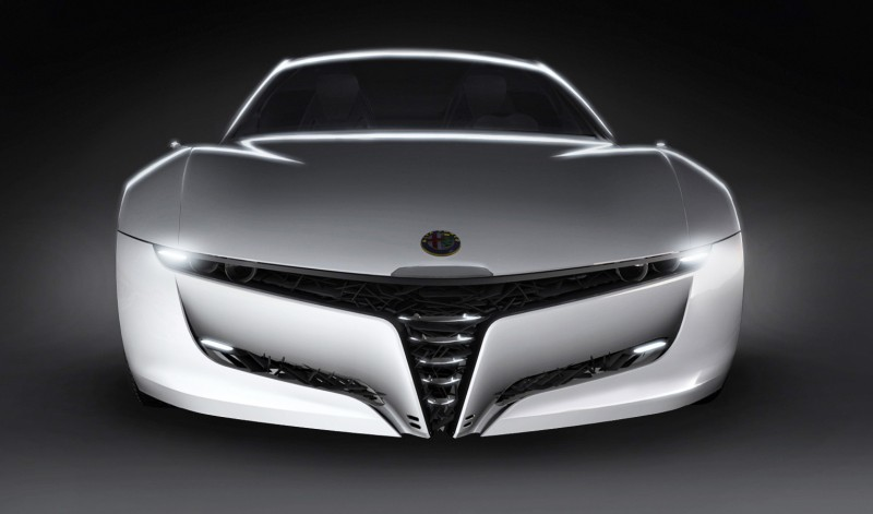 2010 BERTONE Pandion for Alfa-Romeo Is Next-Level Brilliance Inside and Out 15