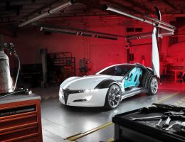 Hall of Fame – 2010 Alfa Romeo Pandion by BERTONE