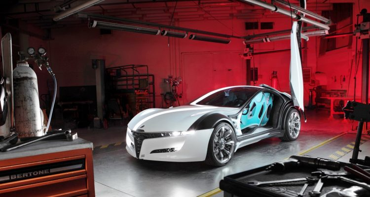 2010 BERTONE Pandion for Alfa-Romeo Is Next-Level Brilliance Inside and Out 30