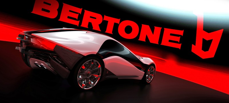 2010 BERTONE Pandion for Alfa-Romeo Is Next-Level Brilliance Inside and Out 39