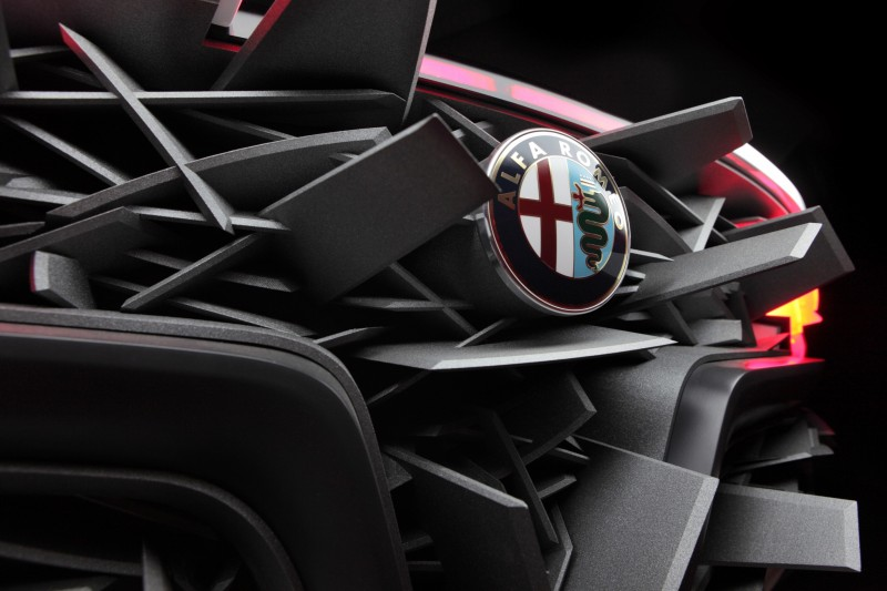 2010 BERTONE Pandion for Alfa-Romeo Is Next-Level Brilliance Inside and Out 48