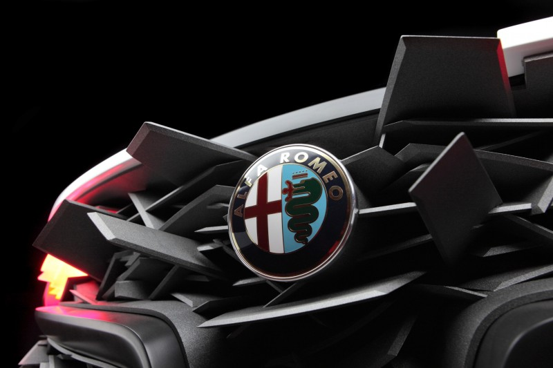 2010 BERTONE Pandion for Alfa-Romeo Is Next-Level Brilliance Inside and Out 63