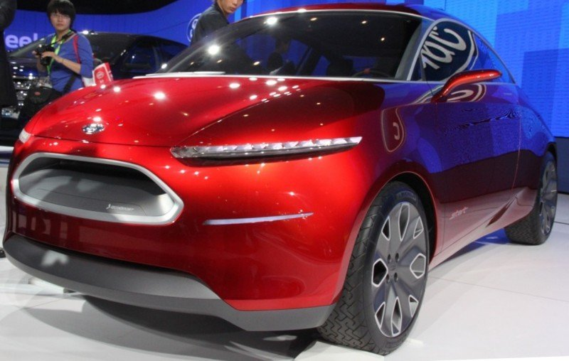 2010 Ford Start Concept 3
