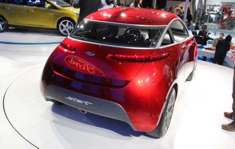 2010 Ford Start Concept 4