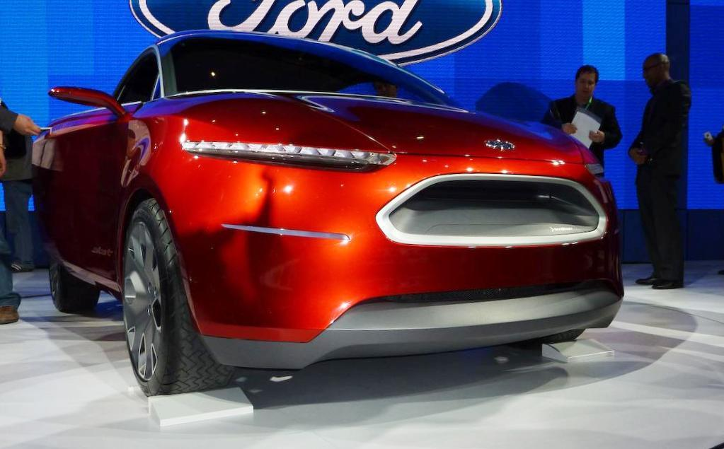 Concept Flashback 2010 Ford Start Supermini Previews