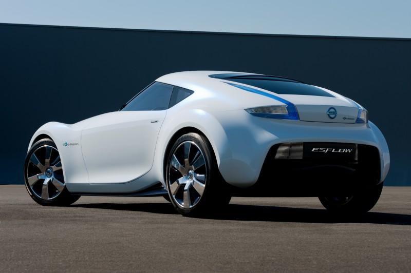 2011 Nissan ESFLOW Concept 15