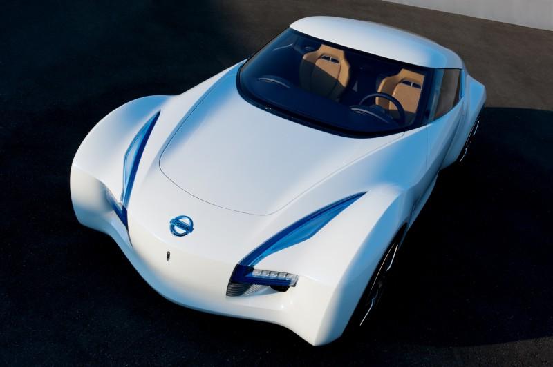 2011 Nissan ESFLOW Concept 16
