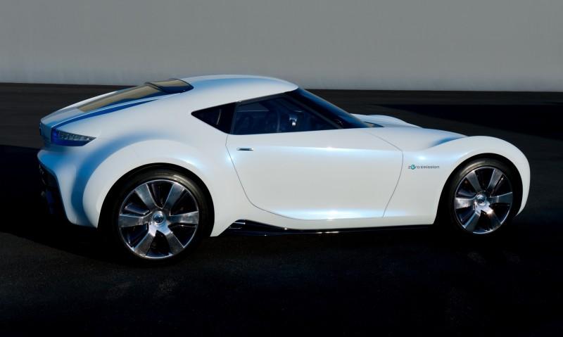 2011 Nissan ESFLOW Concept 17