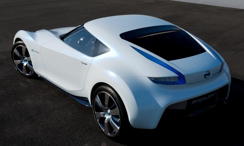 2011 Nissan ESFLOW Concept 18