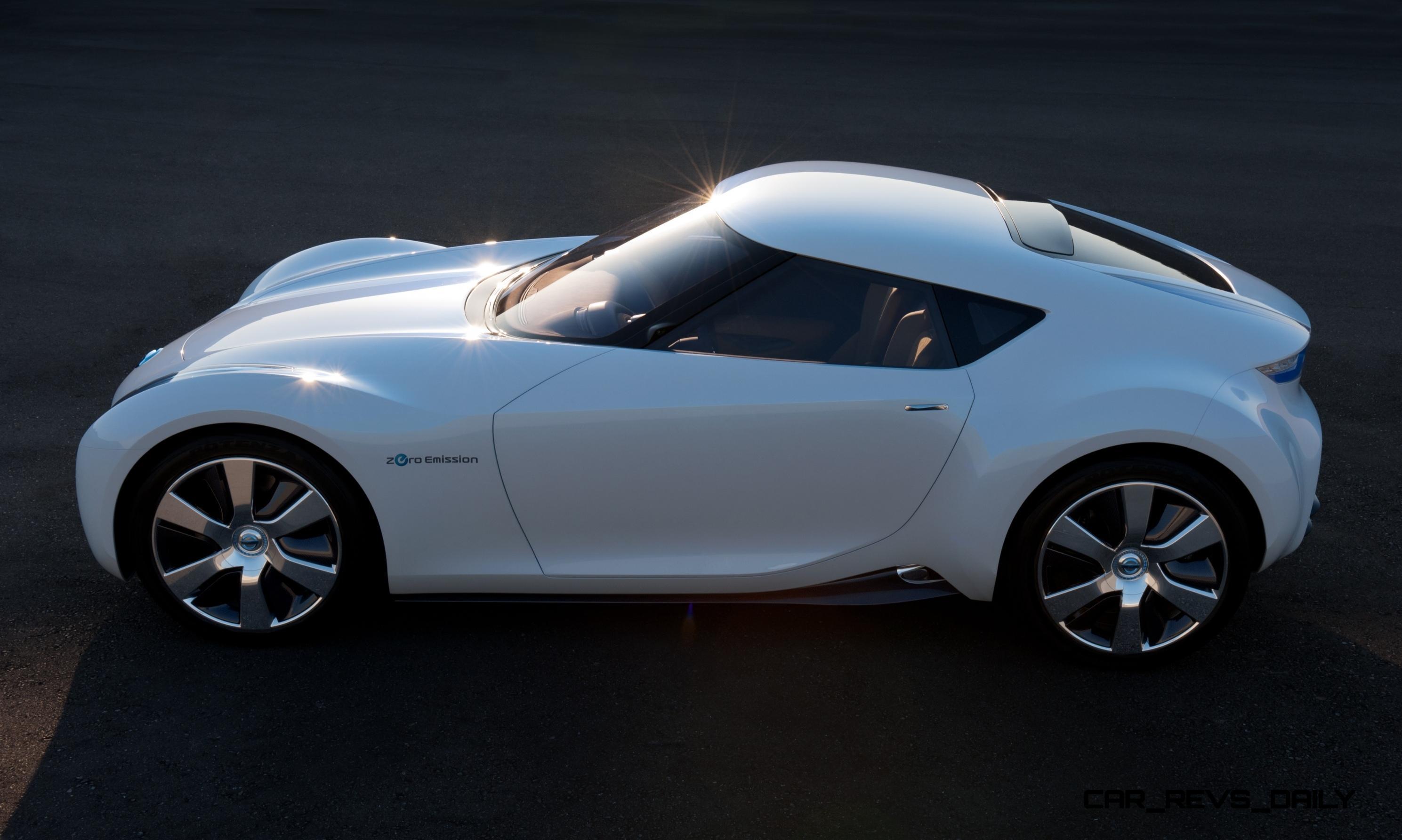 Concept Flashback - 2011 Nissan Esflow Showed Potential EV ...