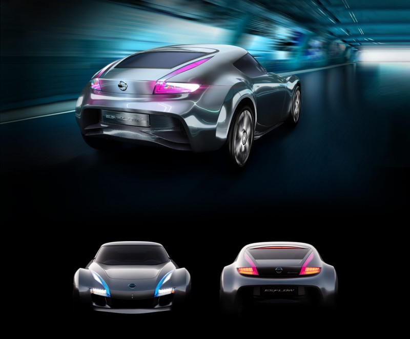 2011 Nissan ESFLOW Concept 34