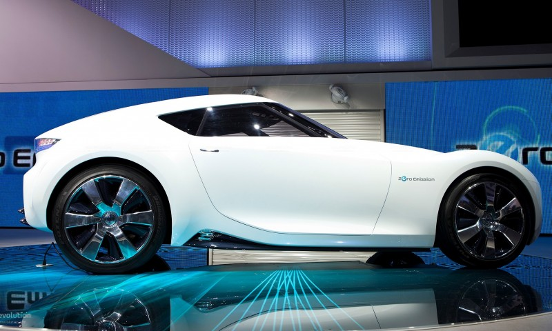 2011 Nissan ESFLOW Concept 37