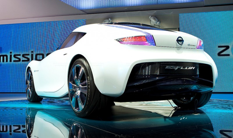 2011 Nissan ESFLOW Concept 40