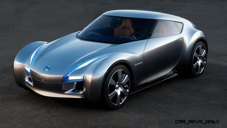 Nissan Leaf 2019 Battery >> Concept Flashback - 2011 Nissan Esflow Showed Potential EV Mini-Z