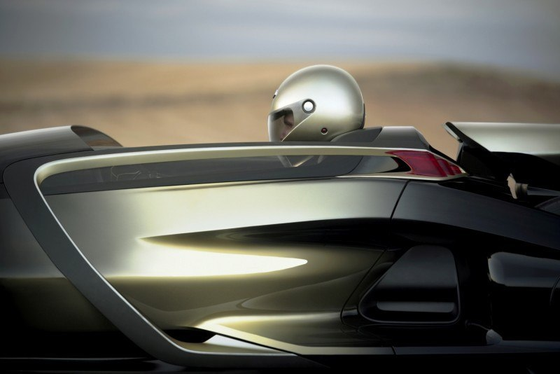 2011 Peugeot EX1 is Part EV, Part Quad-Bike and Part Track-Day Supercar 12