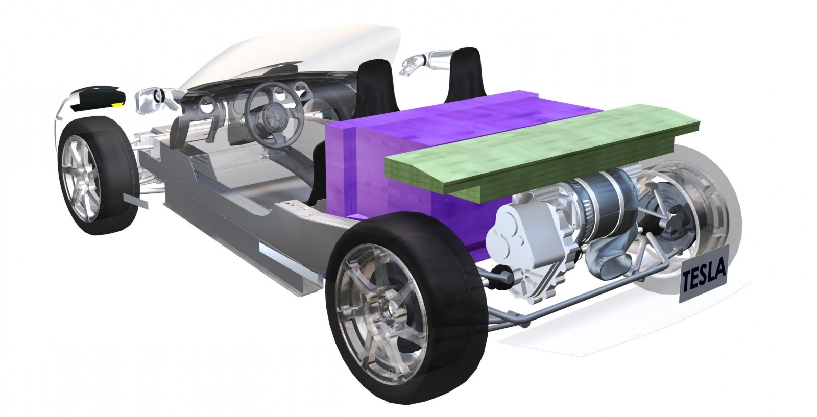 the tesla roadster battery system Watch video  based on bloomberg estimates, a charging system that's 10 times tesla roadster is promised to for the battery-management system.