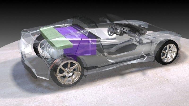 2011 TESLA Roadster 14