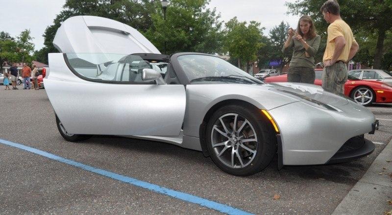 2011 TESLA Roadster 9